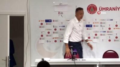 """Ahmet Taşyürek: """"Milli araya 9 puanla girmek istiyoruz"""""""