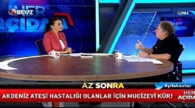 Prof.Dr.Saraçoğlu'ndan kansere karşı koruyucu bitkileri açıkladı