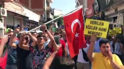 Pazarcılardan Menemen Belediyesine tepki - İZMİR