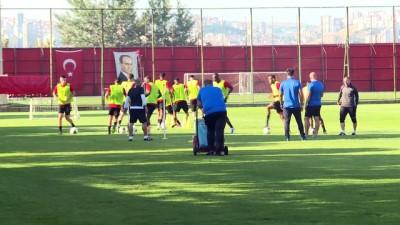 Gençlerbirliği'nde Medipol Başakşehir maçı hazırlıkları - ANKARA