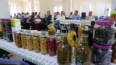 Zeytin ve Zeytinyağı Ortak Akıl Toplantısı - MERSİN