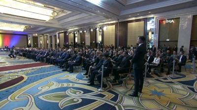 Cumhurbaşkanı Erdoğan: 'Uluslararası basında Türkiye'nin başarıları kasıtlı bir şekilde görülmüyor'