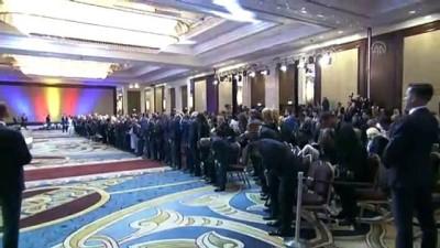 Cumhurbaşkanı Erdoğan: 'Geleceğe uzanan çınar olarak gördüğüm derneğimize çalışmalarında başarılar diliyorum' - ANKARA