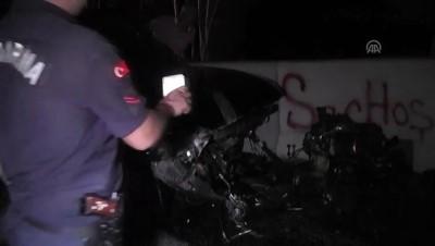 Trafik kazası: 1 yaralı - İZMİR