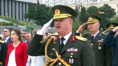 - 30 Ağustos Zafer Bayramı 97. yılında Azerbaycan'da coşkuyla kutlandı