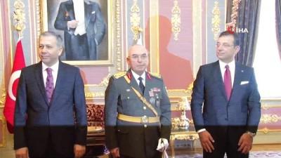 - İstanbul Valiliğinde 30 Ağustos Zafer Bayramı tebrik töreni düzenlendi