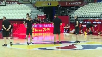 A Milli Erkek Basketbol Takımı, Japonya maçına hazır - ŞANGHAY