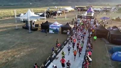 Garmin Runfire Salt Lake Ultra Trail Maratonu - AKSARAY