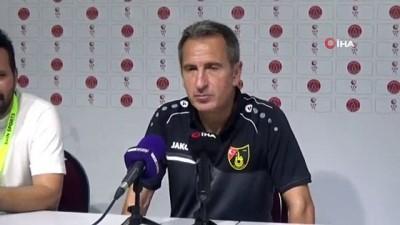 Tamer Avcı: 'Ümraniyespor maçını kazanmaya gelmiştik'