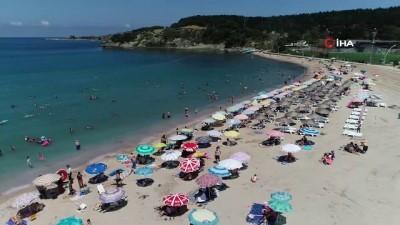 Kocaeli'de 3 aylık yaz sezonunda bin 495 kişi boğulmaktan kurtarıldı