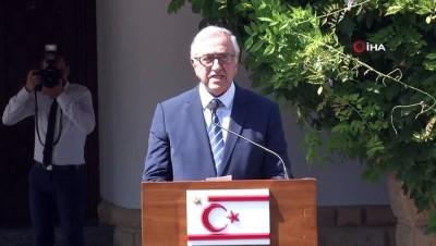 """- KKTC Cumhurbaşkanı Akıncı: """"Doğu Akdeniz'deki zenginliklerin barışa ve istikrara katkıda bulunmasını hep arzu ettik"""""""