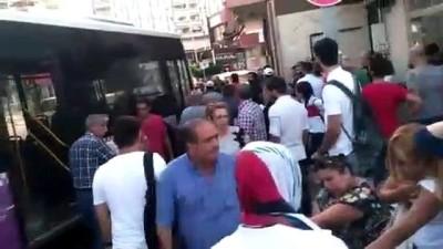Avcılar'da trafik kazası: 4 yaralı - İSTANBUL