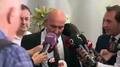 Tunç Soyer: '(Büyükşehir Belediye Başkanları Toplantısı) Taleplerimizi iletmek için fırsat olarak değerlendireceğiz' - ANKARA
