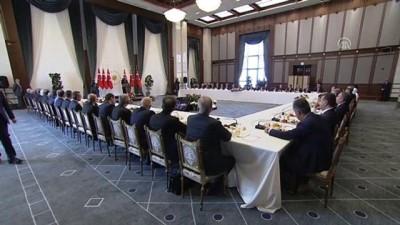 Cumhurbaşkanı Erdoğan: 'Burada ortaya koyduğumuz fotoğrafı çok önemli görüyorum' - ANKARA