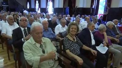 Galatasaray Kulübünün divan kurulu toplantısı başladı - İSTANBUL