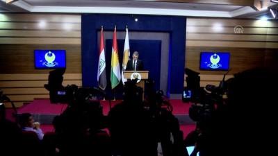 IKBY'den 'Irak hükümeti bize 80 milyar dolar borçlu' iddiası - ERBİL