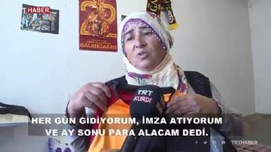 Oğlu dağa kaçırılan anneden Galatasaray'a çağrı