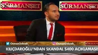 Osman Gökçek: İktidara gelirseniz ne olacak düşünmek istemiyorum