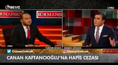 Osman Gökçek, Kaftancıoğlu'nun tweetlerine isyan etti