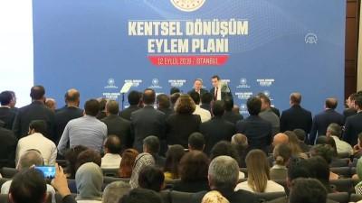 Kurum: '(Kentsel dönüşüm) Belediyelerimize ve vatandaşlarımıza 11 milyar lira kaynak sağlandı' - İSTANBUL