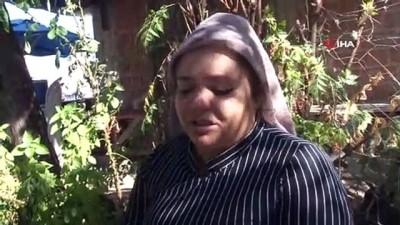 Ablasını 20 yerinden bıçaklayıp öldüren zanlıyı polis 2 dakikada yakaladı