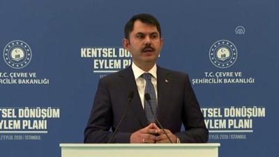 Kurum: '8 maddelik Kentsel Dönüşüm Eylem Planı hazırladık' - İSTANBUL