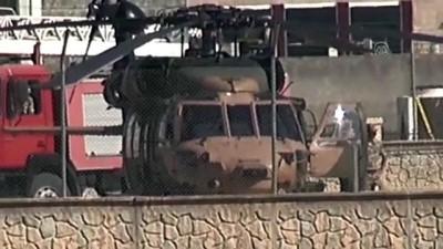 Fırat'ın doğusunda dördüncü ortak helikopter uçuşu (2) - ŞANLIURFA