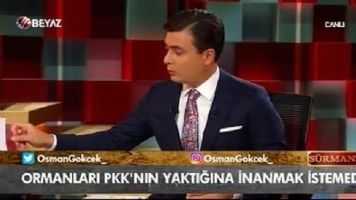 Osman Gökçek: Bunlar ikiyüzlü