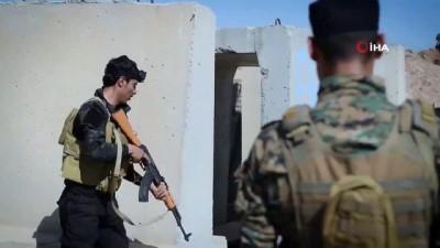 - Abd Askerlerinden Pkk/ypg Teröristlerine Eğitim
