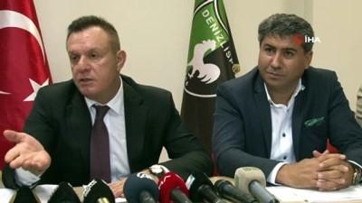 Ali Çetin: 'Denizli Spor Koleji'ni yeniden açmak istiyoruz'