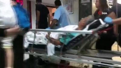 Diş tedavisini erteleyen doktoru bıçaklayan genç adliyeye sevk edildi