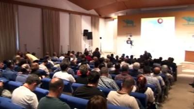 12. Dünya Manda Kongresi İstanbul'da düzenlendi