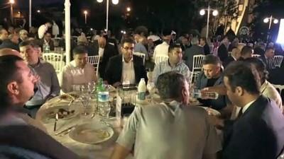 """Bakan Pakdemirli """"baba dostlarıyla' Manisa'da buluştu"""