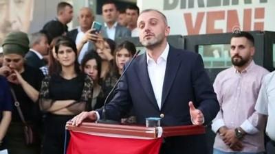 AK Parti Genel Başkan Yardımcısı Kandemir, Silopi'de - ŞIRNAK