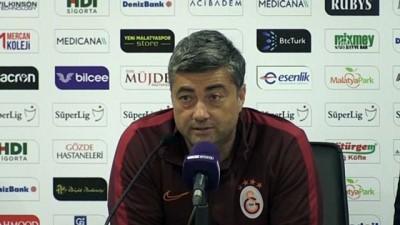 BtcTurk Yeni Malatyaspor - Galatasaray maçının ardından -  Levent Şahin - MALATYA