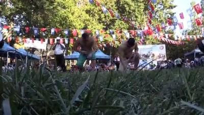 6. Geleneksel Şeref Eroğlu Şampiyonlar Şalvar Güreş Festivali - KAHRAMANMARAŞ