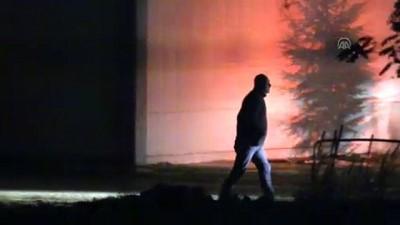 Tekstil fabrikasındaki yangın (2) - KIRKLARELİ