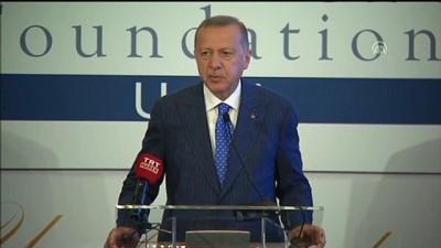 Cumhurbaşkanı Erdoğan: '(FETÖ) Bu örgütün ipliğini tüm dünyada pazara çıkarmakta kararlıyız' - NEW YORK
