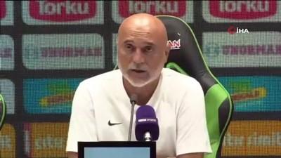 Hikmet Karaman: 'Maalesef Türkiye'de skorlara göre antrenörler yargılanıyor'