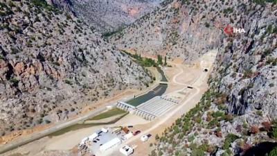 Hidroelektrik santrali ile Konya kazanacak
