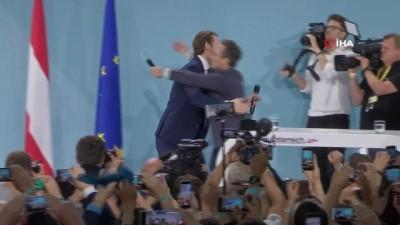 Avusturya'da seçimlerin kazananı popülist Kurz oldu