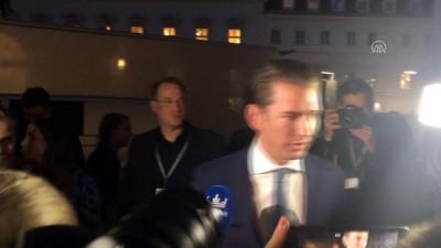 Avusturya'da seçimin açık ara galibi Avusturya Halk Partisi - VİYANA