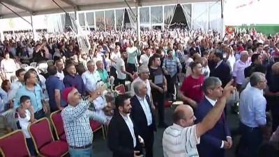 Hemşerileri Karamollaoğlu'nu protesto etti