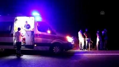 Hafif ticari araç devrildi: 4 yaralı - DENİZLİ