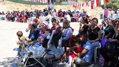 23. Selvili Dede Alevi Kültür ve Dayanışma Şenliği, Kula'da yapıldı - MANİSA