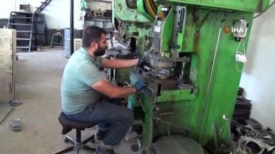 Doğu Anadolu Bölgesi, Ağrı'da üretilen sobalarla ısınıyor