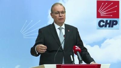 Öztrak - İmamoğlu'nun toplantıya davet iddiası - ANKARA