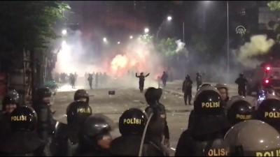 Endonezya'da hükümet karşıtı gösteriler (1) - CAKARTA