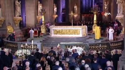 - Fransa eski Cumhurbaşkanı Chirac için cenaze töreni düzenlendi