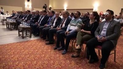 Elazığ'da Bahreynli iş adamlarına ticaret olanakları anlatıldı